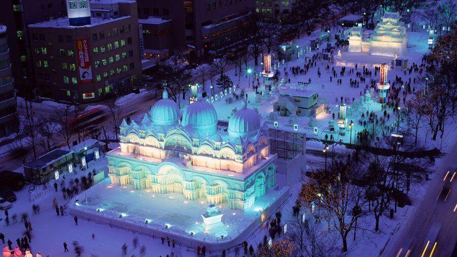 estaciones del año invierno yuki matsuri