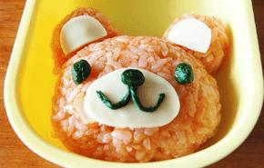 Oso de arroz