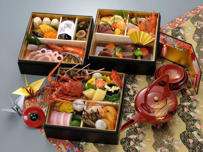 El Año Nuevo en Japón