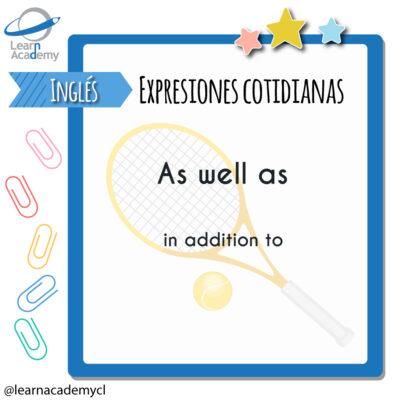 expresiones cotidianas en inglés
