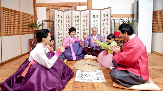 Año Nuevo Coreano