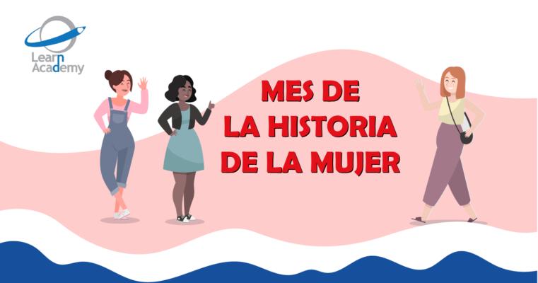 Learn Academy Aprender Inglés Cultura Anglosajona Día de la Mujer