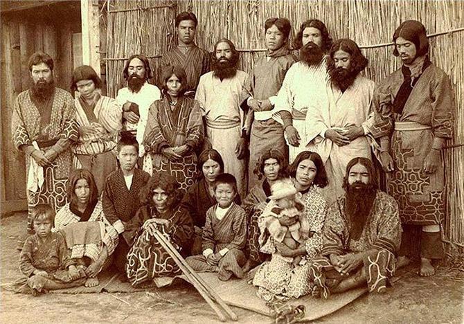 El pueblo Ainu
