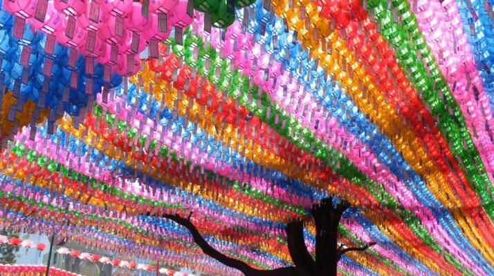 El Día del Nacimiento de Buda