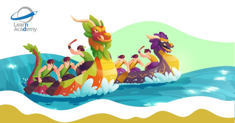 Learn Academy Aprender Chino Cultura China Festival Dragon Boat