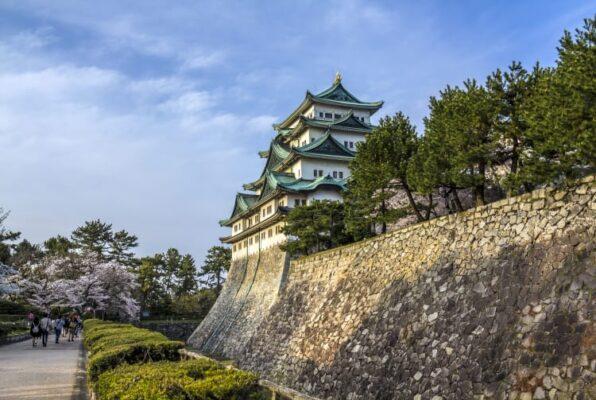 Los castillos en Japón