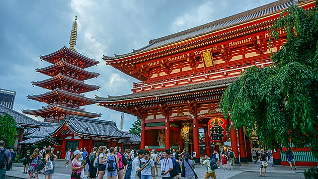 Atractivos Turísticos en Tokio